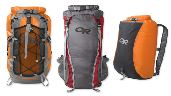 Waterproof Backpacks for Exploring Wet Places