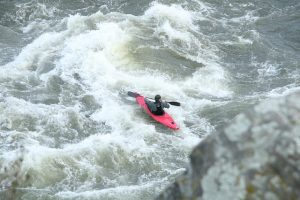 How to Loop a Whitewater Kayak