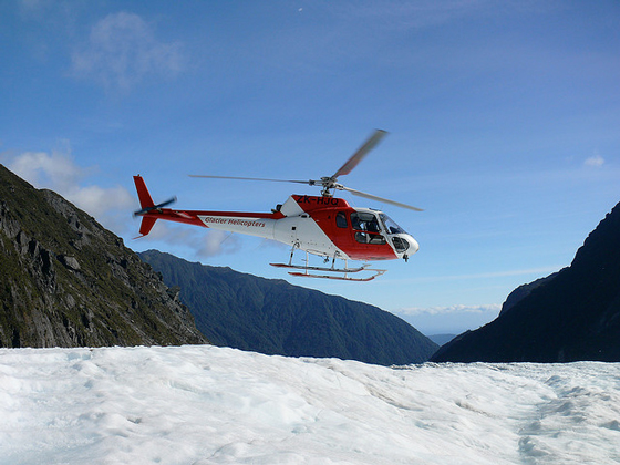 Fox Glacier New Zealand